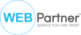 Web Partner - Service you can Trust